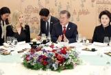 Ẩn ý món ăn Tổng thống Hàn Quốc mời ái nữ của ông Trump