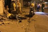 Hai thanh niên tử vong khi đâm xe máy vào tường nhà dân
