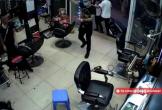 Nổ súng trong tiệm cắt tóc, một người nhập viện