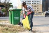 Chàng trai Mỹ nhặt rác ở An Thượng