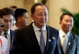 Ngoại trưởng Triều Tiên Ri Yong Ho thăm Trung Quốc
