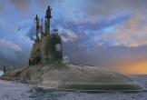 Tư lệnh Hải quân Nga nói về tiềm năng tấn công của tàu ngầm Yasen