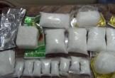Bắt 'bà trùm' hàng trắng, thu giữ gần 10kg ma túy đá