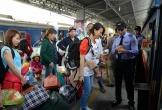 Tăng cường 27 đoàn tàu từ TP.HCM đến Phan Thiết, Nha Trang dịp 30.4 - 1.5