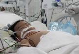 Ngộ độc xăng, bé trai 17 tháng thoi thóp trên giường bệnh