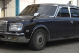 Toyota Century 2018 - Xế sang mệnh danh Rolls-Royce của người Nhật