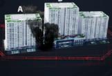 Vụ hỏa hoạn tại chung cư Carina diễn ra như thế nào