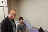 HLV Park Hang -seo thăm Tuấn Anh tại bệnh viện ở Hàn Quốc