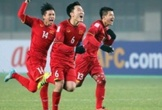 U23 Việt Nam được xếp hạt giống số 1 ở vòng loại U23 châu Á 2020