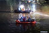 Hai chiếc thuyền rồng lật úp, 17 người thiệt mạng thương tâm
