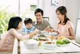 Bữa cơm nhà với cảm hứng từ yêu thương