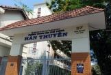 """Kỷ luật cảnh cáo thầy giáo dạy Văn tại Sài Gòn dùng từ ngữ """"thô tục"""" với học sinh"""