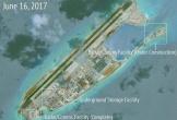 Trung Quốc xây tượng đài trái phép trên Biển Đông
