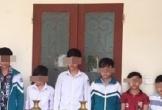 Ninh Bình: 6 thiếu niên trèo tường, cưa cửa nhà gia chủ để trộm đồ