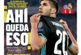 Báo chí thế giới ca ngợi sự đáng sợ của Real Madrid