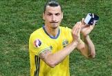 Ibrahimovic không dự World Cup 2018