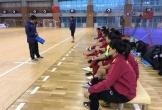 ĐT Futsal nữ Việt Nam lên đường tham dự VCK Futsal nữ châu Á 2018