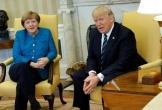 Thủ tướng Đức 'không rảnh' chơi golf với ông Trump