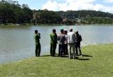 Tá hỏa phát hiện thi thể nổi bập bềnh dưới hồ Xuân Hương