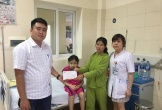 Nhờ có bạn đọc báo VietNamNet, em Ngô Thanh Vân có thêm cơ hội chữa bệnh