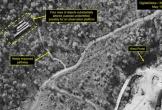 Triều Tiên xây đài quan sát vụ phá hủy bãi thử hạt nhân