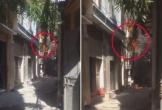 Hoảng hồn cột điện cháy nổ như pháo ở Hà Nội