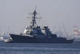 Triều Tiên dọa hủy họp thượng đỉnh, Mỹ điều tàu khu trục tên lửa