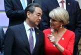 Australia phản đối hoạt động của Trung Quốc ở Hoàng Sa