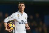 5 VĐV nổi tiếng thế giới: C.Ronaldo vẫn dẫn đầu