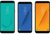 Galaxy J6 (2018) ra mắt, màn hình vô cực, giá 5 triệu đồng