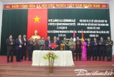 Tăng cường hợp tác biên giới giữa tỉnh Quảng Bình và tỉnh Sạ Vẳn Na Khệt (Lào)
