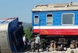 Công an mời 2 gác chắn đường sắt để điều tra vụ lật tàu SE19