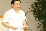 PTT Vương Đình Huệ chỉ rõ yếu kém quản lý đầu tư công của Bộ Y tế