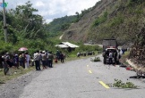 Tại nạn giao thông ở Lai Châu, 2 vợ chồng tử vong tại chỗ