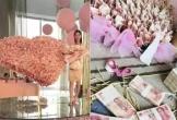 Chàng trai tặng bạn gái bó hoa tiền mặt khổng lồ