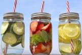 3 công thức nước thanh lọc giúp giải nhiệt, hỗ trợ giảm cân