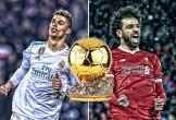 C.Ronaldo - Mohamed Salah: Cuộc chiến quyết định Quả bóng vàng?