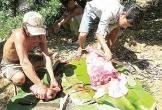 """Vụ thịt rừng """"tắm"""" hóa chất: Ráo riết ngăn chặn việc săn thú rừng trái phép"""