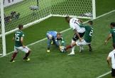 Địa chấn World Cup 2018: Coi thường Mexico, Đức thua sốc trận ra quân