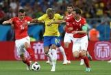 Neymar tịt ngòi, Brazil bị Thụy Sĩ cầm hòa 1-1