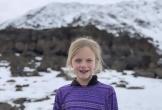 Cô bé Mỹ giành kỷ lục Guinness khi leo đỉnh núi cao nhất châu Phi