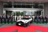 Cảnh sát Nhật dùng Nissan GT-R khiến đồng nghiệp thế giới ghen tỵ