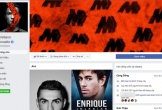 Trên mạng xã hội, Ronaldo nổi tiếng hơn cả Real và Barca