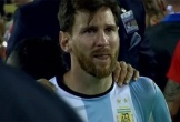 Mẹ Messi: 'Con trai tôi khóc nhiều lần sau khi chơi cho Argentina'