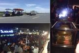 Vụ 2 nữ sinh tử vong bên đường: Chủ tịch huyện lên tiếng