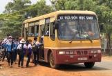 Xử phạt 9 xe chở học sinh với hàng loạt vi phạm