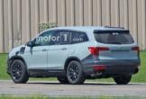 Honda Pilot 2019 - Đối trọng Toyota Prado, Ford Explorer lộ diện