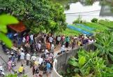 Nam thanh niên trèo cột điện la hét nghi do nợ nần mùa World Cup