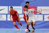 Đội tuyển futsal Việt Nam thắng đậm Trung Quốc ở giải Tứ hùng