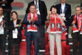Tổng thống Hàn Quốc muốn đồng tổ chức World Cup với Triều Tiên